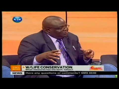 Human Wildlife Conflict Interview with KWS officials