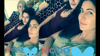 Katrina Kaif Spends Time With Her Sister And Mother