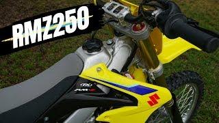 Suzuki RMZ250 4 Stroke Craigslist Build