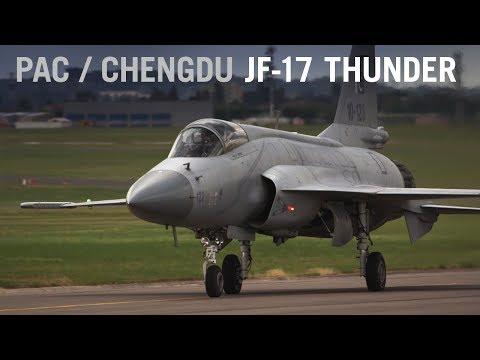 PAC/Chengdu JF-17 Thunder Flying over Paris Air Show 2015 – AINtv Express