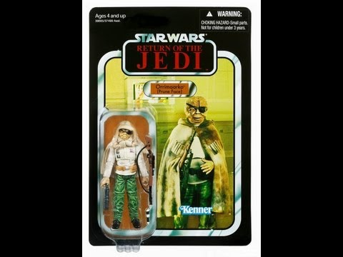 Hasbro Star Wars Vintage Collection Orrimaarko Pruneface HD Action Figure Review | www.flyguy.net