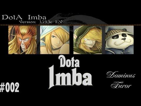 Dota 2 Imba   Рыцарь-Дракон идет в бой!   #002