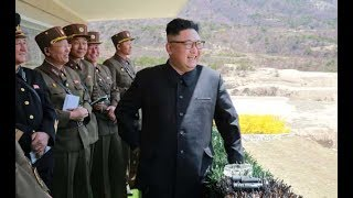 North Korea Threatens To Wipe Out U.S
