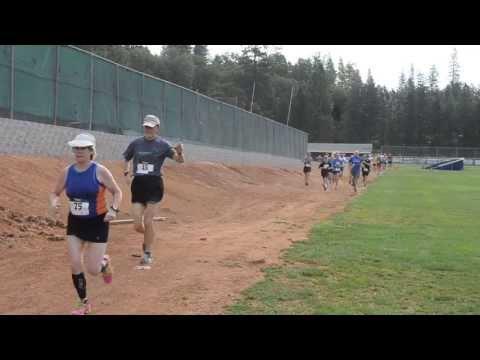 Freedom Run, Nevada Union High School, Grass Valley CA 070413