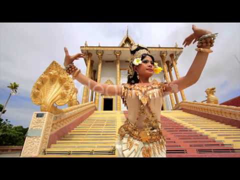 Stock Footage - Apsara Dancer Beautiful Female In Asian Mythology | VideoHive