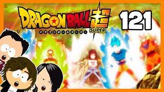 JUNTOS POR LOS LOLES Dragon Ball Super 121 reaccin - Especial PREGUNTAS Y RESPUESTAS