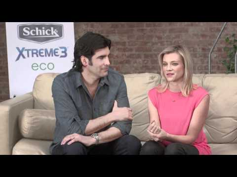 Exclusive: Amy Smart & Carter Oosterhouse on Eco-Friendly