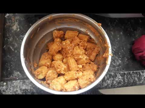 Geethavin kitchen - How to make babycorn 65