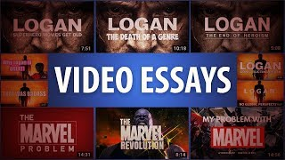 """The OVERSATURATION Of """"Video Essays"""" 