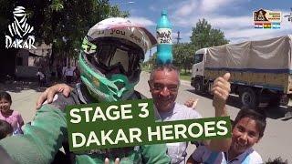 Étape 3 - Dakar Heroes - Dakar 2017