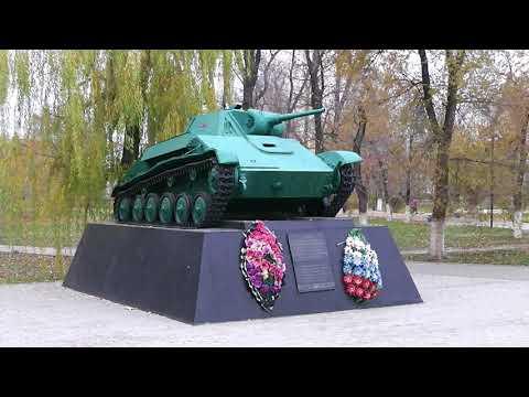 Видеопоздравление ветеранам в честь 75-летия Победы в Сталинградской битве