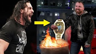 5 Rumored Things Dean Ambrose Will Do Next To Seth Rollins That Will Shock You