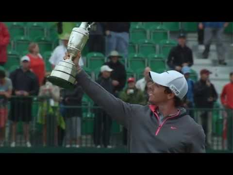 The Champion Golfer of the Year, Rory McIlroy! klip izle