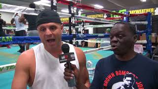 Adonis Stevenson vs. Badou Jack predictions from the Mayweather Boxing Channel