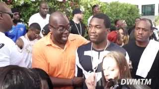 Meek Mill #DWMTM Vlog Episode 1 LA BET Weekend