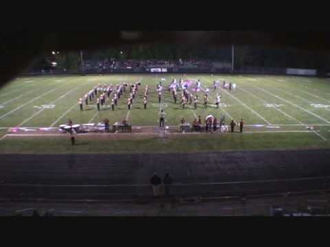 Bloomfield High School Marching Band Randolph 2008