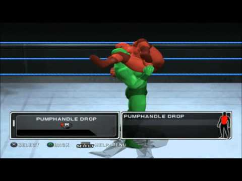 WWE 12 AND SVR 11 GOLDBERG PERFECT MOVESET FORMULA HD