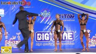 2013 AFBF Asia Championships   womens bodybuilding
