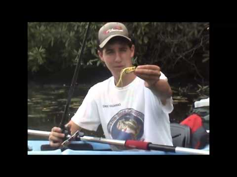 The Reel Deal Fishing Show with Eric Guarino Frog Fishing New Jersey