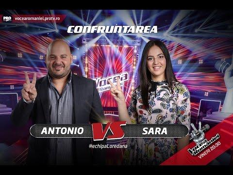 Antonio&Sara-Don't let the sun go down-Confruntari 3-Vocea Romaniei 2015-Ed.10-Sezon5