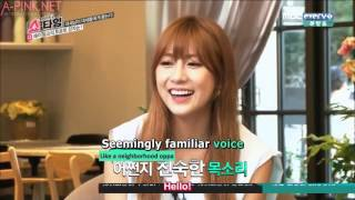 Apink Showtime funny moments # 4 Apink deadly aegyo