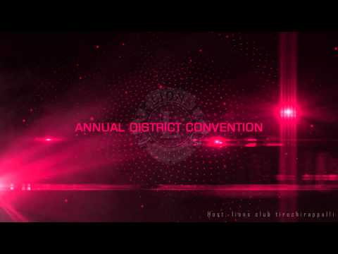 LIONS CLUBS INTERNATIONAL  324-A2 - 29TH DISTRICT CONVENTION.wmv
