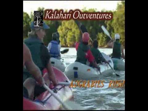 Kalahari Orange River Rafting