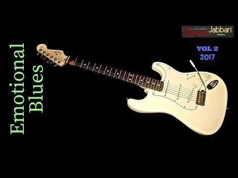 Emotional Blues Music - Youness Jabbari | Vol2