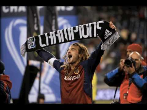 Real Salt Lake win 2009 MLS Cup Video
