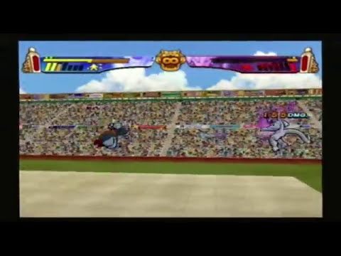 Dragonball Budokai 3 (PS2) - Advanced Tournament (Frieza Playthrough)