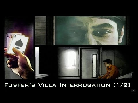 TH3 Plan Mission 11 Foster's Villa Interrogation (1/2)