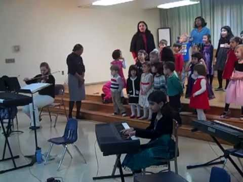 Canon in D Redwood Montessori Academy