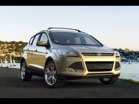 2013 ford escape sel start up and review 2 0 l turbo 4 cylinder youtube. Black Bedroom Furniture Sets. Home Design Ideas
