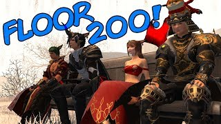 Palace of the Dead 200th Floor Mega Episode! | FFXIV