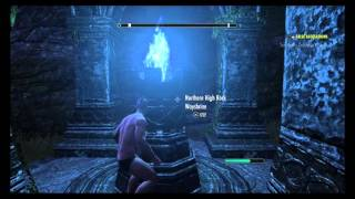 The Elder Scrolls Online How to leave the PvP Area (PS4,XBONE,PC)