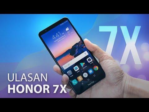 Ulasan: Honor 7X