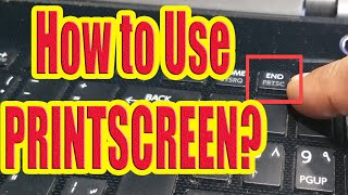 Print Screen Easy Method [How to Screenshot In Windows]