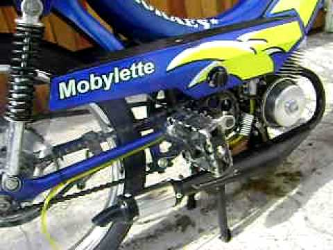 Mobylette Moraes