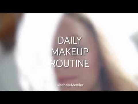 Rutina de Maquillaje con @IsabeauMendez