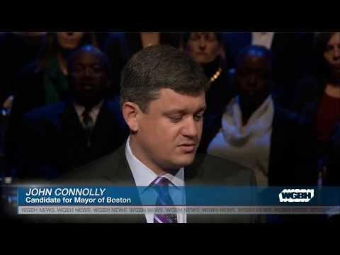 WGBH News Boston Mayoral Debate