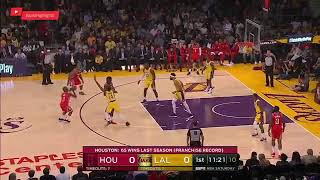 Houston Rockets vs Los Angeles Lakers - Full Game Highlights   Oct 20, 2018   NBA 2018-19