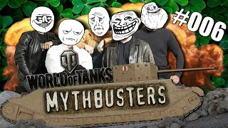 WoT || Mythbusters #006 || Can A T1 Kill A Maus?!