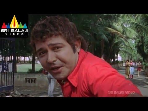 Hyderabad Nawabs Movie Munna Teasing Scene || Aziz Nasa