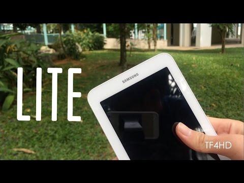 Samsung Galaxy Tab 3 Lite Full Review!