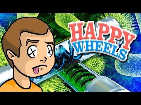 HAPPY WHEELS VIRUS