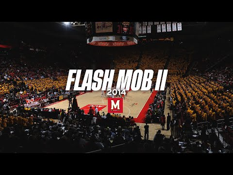 Maryland Students Flash Mob Part II