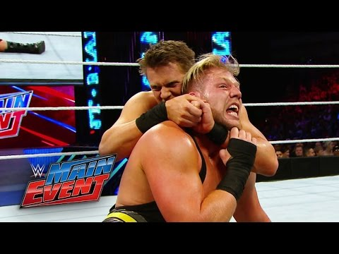 The Miz Vs. Jack Swagger: Wwe Main Event, April 11, 2015 video