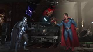 Batman VS noob Superman