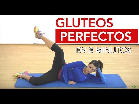 Ejercicios glúteos perfectos 😍  y firmes con solo 10 ejercicios