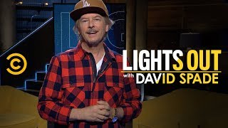 David Spade Applies to Be the New James Bond - Lights Out with David Spade